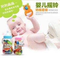 Wholesale Hot environmental protection multifunctional tooth glue bottle large Piece Gift Boxed bell Rongtai genuine