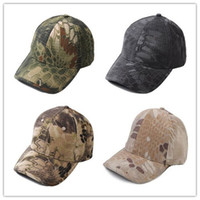 Wholesale TYPHON MANDRAKE HIGHLANDER NOMAD Baseball Cap Tactical Hunting Hat Kryptek Camo Airsoft Tactical Chief Adjustable