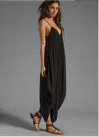Cheap Cotton Blend Jumpsuits Best Loose  Pant