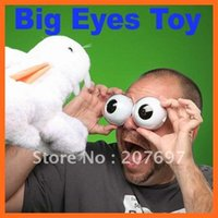 Wholesale Freeshipping New NIKO DAMA Blinking Eyeballs Big Eyes Toy eye blink Novelty Gift