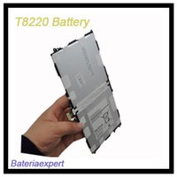 Wholesale 100PCS T8220 mAh Rechargeble Battery for Samsung Galaxy Note P601 P600 P8220 P600 P605 mAh Baterai ACCU Battery DHL Free