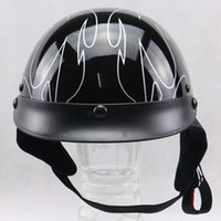 Wholesale professional chopper Bike motorcycle helmet Harley safety helmet DOT approved safety helmet