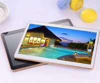 10 pouces Tablet PC 3G WCDMA 3G MTK6592 Huit core 2.0GHz Android 5.14GB 64GB / GPS Bluetooth double slot carte SIM