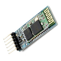 Wholesale HC Bluetooth Transceiver Host Slave Master Module Wireless Serial pin