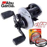 berkley - Big Sale Abu Garcia Brand REVO S BB Right Left Hand Baitcasting Fishing Reel X2 Craftic Frame with Berkley Line Gift