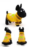 dog wedding dress - Hot Sale Pet Christmas coat pet sweaters dog sweater dog clothes pet cloth