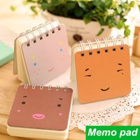 Wholesale 3 Facial express pocket spiral Notebook diary book Coil notepad stationery office material School supplies