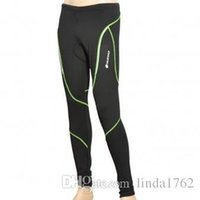 Wholesale NS903 bicycles ride a line of trousers black green L