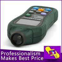 Wholesale MASTECH MS6208B LCD Digital Laser Photo Tachometer RPM Meter Tacometro Rotation Speed RPM RPM Data Storage