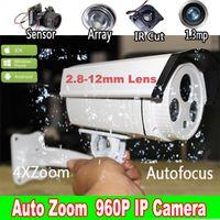 array filter - 1 P IP Camera Auto Zoom mm Varifocal Array Outdoor Camera IR CUT Filter Night Vision video surveillance camera