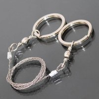 Wholesale 73CM Steel Wire Saw Strongest Emergency Camping Hunting Survival Tool Camp