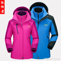 Wholesale KAISHIKA New Arrival Triple Women In Size M XL Camping Hiking Jackets Camping Hiking Wear For MTB Dust Proof Anti UV Polyester