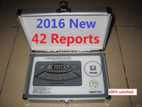Wholesale 2016 Newest th Generation Comparative Reports with core Quantum Magnetic Resonance Analyzer DHL Free Ship Satisfied Seller