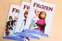 Wholesale 2015 new frozen story book a set frozen books baby story books kids books