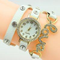 battery icon - New Arrive Luxury Rhinestone Bracelet Women Watch Dress Watch Vine Clock Lady Quartz Watch Ms Love With Fashion Icons Strap Watch