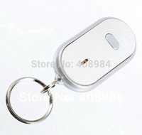 Wholesale Keyfinder Sound Control Whistle Locator Key Finder with keychain