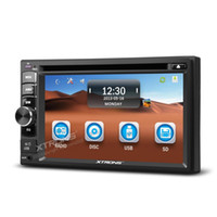 Universal In-Dash DVD Player touch screen car audio - 6 quot HD Digital TFT Touch Screen Double Din Car DVD Player Din Car Radio Two Din Car Audio with Built in Bluetooth