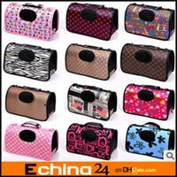 bag carrier pet - S M LSmall Size Pets Carry Bag Sweet Cute Pet Home Dog Cat Puppy Carrier