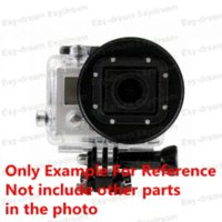 Wholesale 58mm Lens Filter Adapter for GoPro Hero Hero3 Gopro3 to add CPL UV Starlight Color Soft Close up Filters PV096