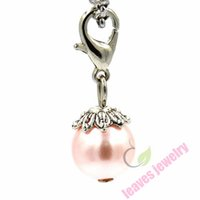 Wholesale new fashion trendy pendant sex Pearl Dangles for Floating Lockets Floating Charm Lockets Pearl Charms Floating Charm Dangles