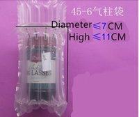 air bag gas - 100piece Juice Glass Bottle Gas Column Bag Explosion Proof Air Bag Shockproof Mailing Bag