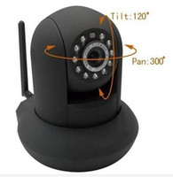 Wholesale Foscam FI8910W Wireless B G N WIFI Two way audio monitoring IP Camera