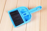automatic dustpan - New pet supplies pet supply dedicated mini dustpan and broom sweeping dead easy to clean