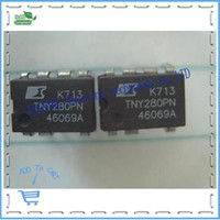 authentic management - 1 TNY280PN TNY280P TNY280 DIP7 power management chip Original authentic