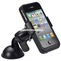 Wholesale multifunctional mobile phone car holder General Motors sucker stand cell phone holder clip