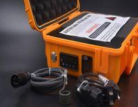 pelican - portable digital pelican enail dnail portable enail for wax dryherb CBD oil insert travel case pelic case vaporizer set