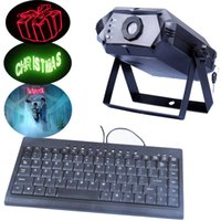 auto keyboard program - DHL New mW RGB textlaser light Mini Party Laser can editting Input program With Keyboard Easy to Control Holiday and Party Lights