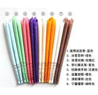 Wholesale DHL Fedex Aromatherapy Ear Candles Health Care Product Trumpet ear candle pairs