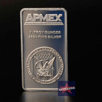 apmex silver - APMEX Silver plated coin American standard Silver Plated coin souvenir coin Commemorative coin wholesales