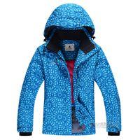 Wholesale New fashion winter sports women s skiing jacket amp coat Snowboard ski suit Outdoor camping thermal wear waterproof Warm