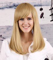 Wholesale chemical fiber wigs Project Kagerou Kozakura Mari Cosplay Wig Synthetic Heat Resistant Fiber Cute Girl Wigs With Bangs