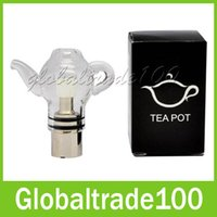 Cheap Replaceable glass atomizer Best 2.0ml Glass Teapot atomizer