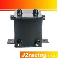 Wholesale J2 RACING STORE BLACK LITRE ALLOY FUEL SWIRL SURGE TANK KIT FUEL SURGE TANK L PQY TK31WBK