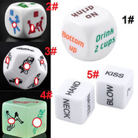 adult drinking - Dice Funny Drinking Sex Adult Love Craps Gambling Romance Erotic Craps Dice Toy Gift
