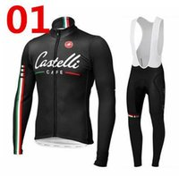 bicycle jersey - 2014 winter sky gaint cycling jerseys long sleeves bicycle jersey Autum winter Fleece cycling clothing type can choose