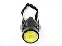 Wholesale Single respirator gas mask for smoke protection
