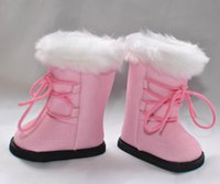 Wholesale High quality Hot sale very cute baby gift quot INCH for AMERICAN GIRL DOLL SHOES