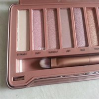 Wholesale 2015 High quality and hottest Makeup Nude3 Eye Shadow Colors Eyeshadow plate very popular for women