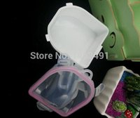 bath trays - Fashion Nail Art Tool Nail Bubble Bath Spa Bowl White Nail Soak Off Tray Acrylic Gel Tool