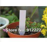 Wholesale DHL Garden Accesories Plastic Potted Tags Plant Labels PVC Tags