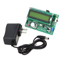 Wholesale US Plug Multi functional DDS Function Generator Signal Generator Source Module MHz Frequency Counter