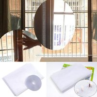 Wholesale New Insect Fly Mosquito Window Net Netting Mesh Screen Curtains ZH057 order lt no tracking