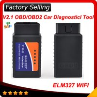 Code Reader audi phones - 2016 Newest ELM327 WIFI Scanner OBD II OBD2 Auto Diagnostic Tool elm Support I phone I pad And Android
