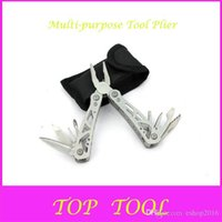 Wholesale Outdoor Products Multi purpose Tool Plier Small Size Multi Function Combination Folding Pliers D699 A5