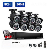 Wholesale HDMI CH H Network DVR TVL IR Outdoor CCTV Security Cameras System
