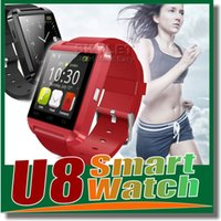 samsung cell phone - Smart phone U8 Smart Watch Newest U Watch High Quality Smartwatch with Phonebook Call MP3 Alarm S Samsung S5 NOTE Andriod Cell Phone